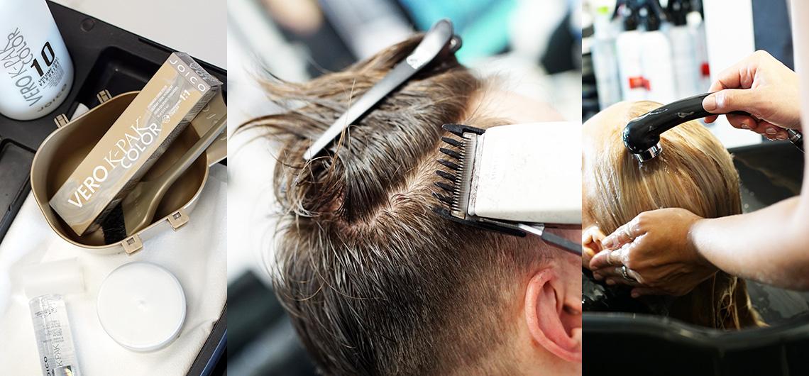 fryzjerstwo stylizacja